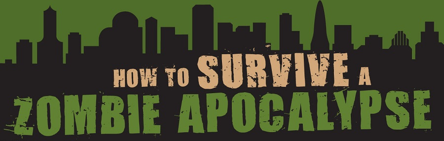 Fighting off Flesh Eaters: Could You Survive a Zombie Apocalypse?