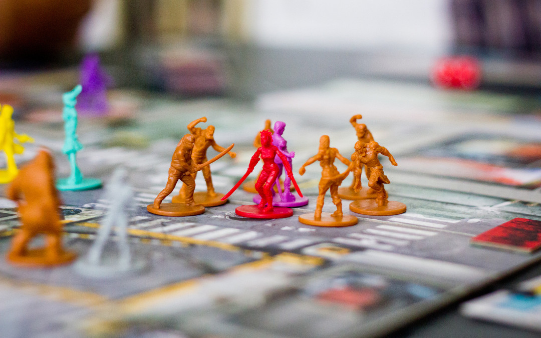 Seven Scary Board Games Perfect for Playing On Halloween
