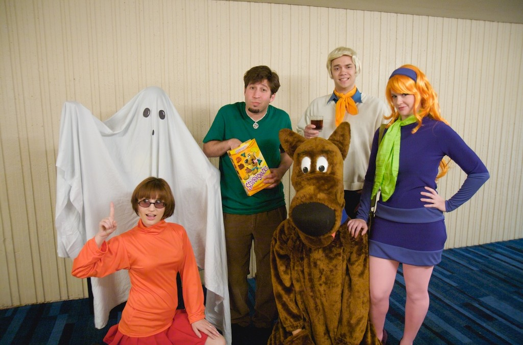 Grab the Whole Gang: Ten Group Costume Ideas for Halloween