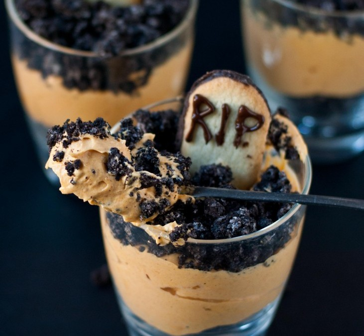 Scarily Sweet Halloween Treats for National Dessert Day