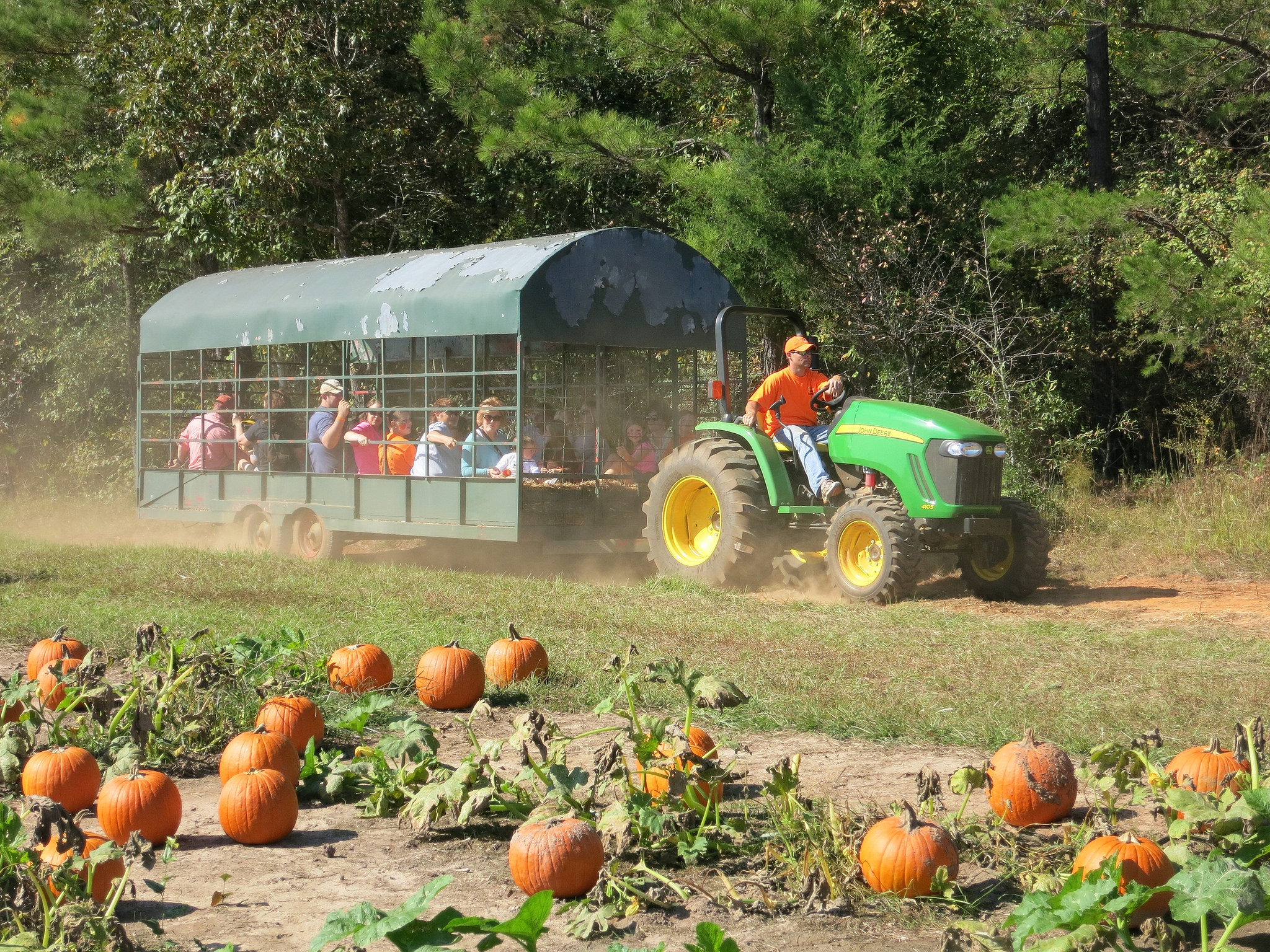 Guide To Hay Rides In New Jersey I Love Halloween