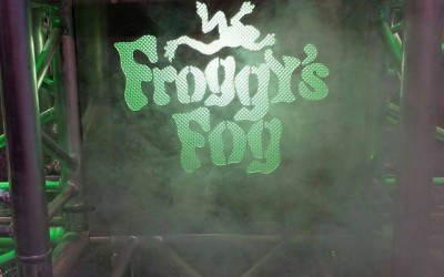 Complete Your Halloween Haunt with Froggy's Fog – A Fluid for Every Effect!