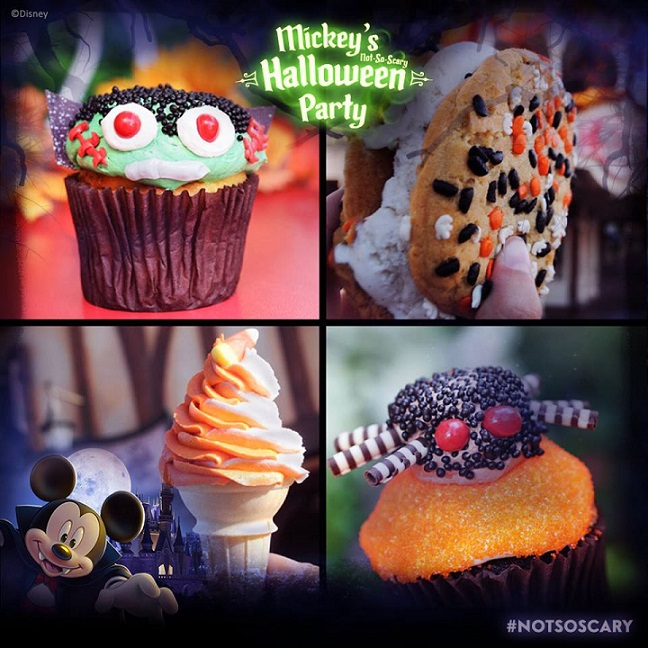 Walt Disney World Has Released the Dates for Mickey's 2016 Not-So-Scary Halloween Party!