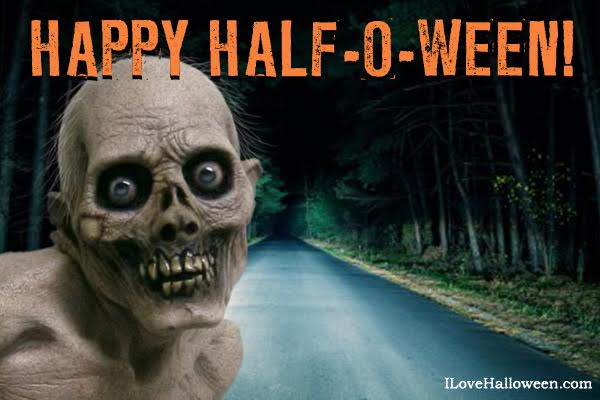 15 Ways to Celebrate The Arrival of Half-O-Ween!