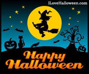 Happy Halloween Banner 4