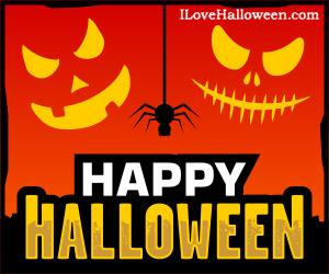 Happy Halloween Banner 5