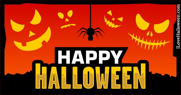Happy Halloween Banner 8