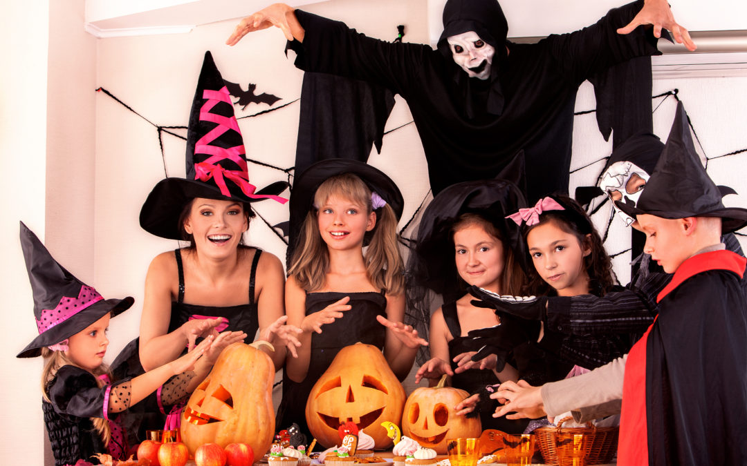 Scary Good Ideas to Planning the Ultimate Halloween Bash