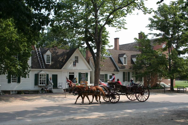 The Spooky Side of Williamsburg, Virginia – Haunted Destinations in the Colonial American City