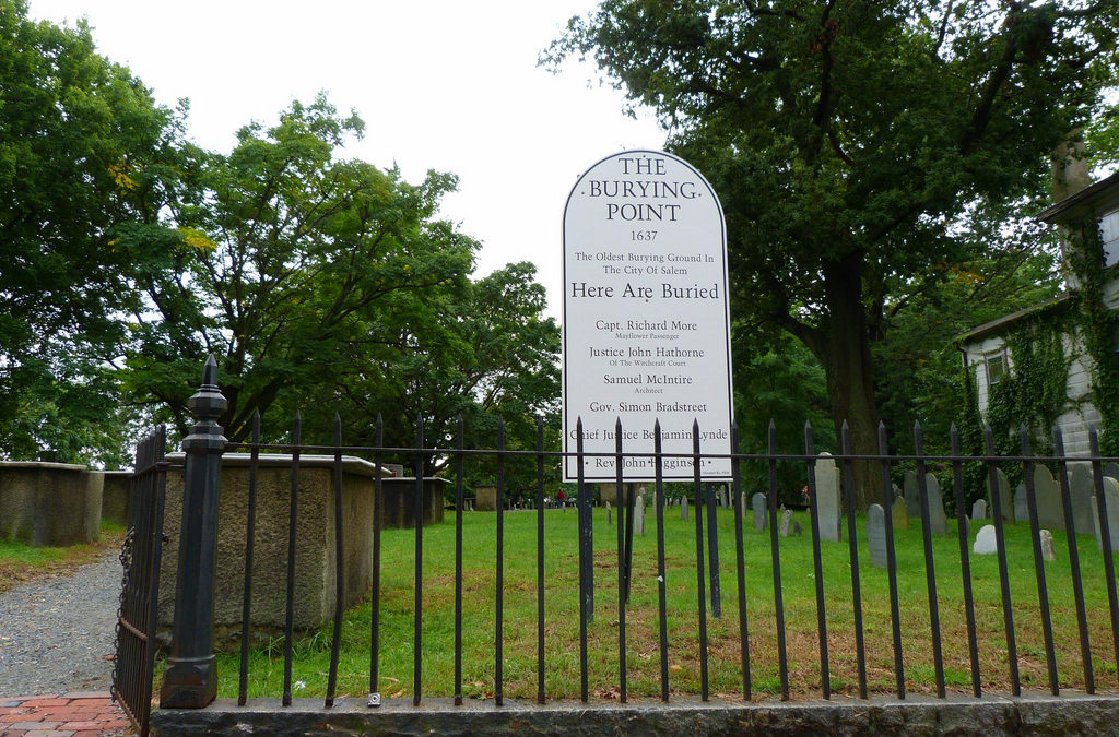 The Haunted Destinations of Salem, Massachusetts – Home of the Salem Witch Trials