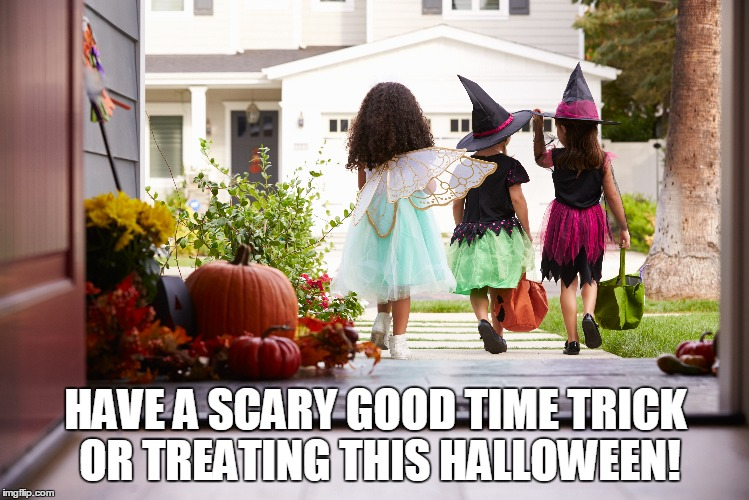 Trick-or-Treating Safety Tips to Keep in Mind this Halloween Season