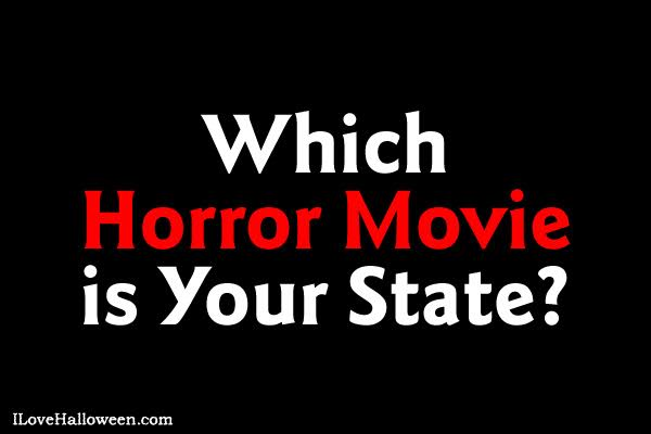 Which Horror Flick Took Place in Your State?