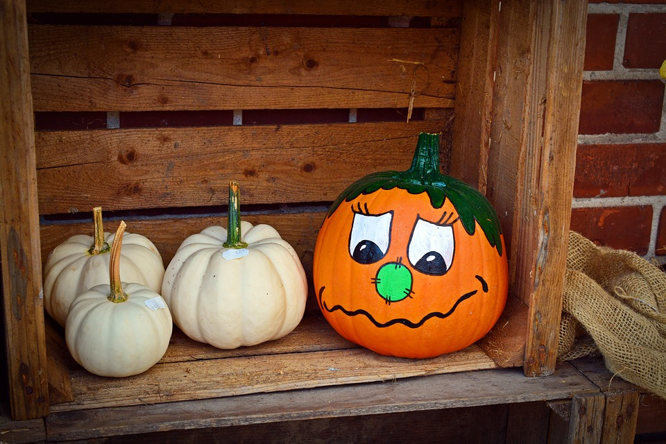 Decorate Your Pumpkins with These Fun Decor Ideas! , I Love