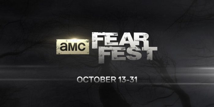 AMC's Fear Fest 2016 Schedule Has Been Released!