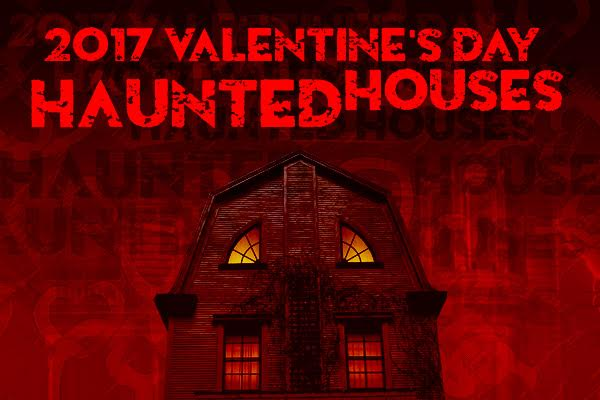 Haunted Houses in the U.S. that are Celebrating Valentine's Day with Tons of Terror!