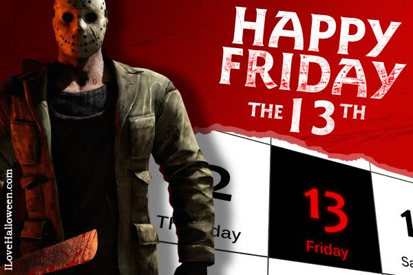 13 Ways to Enjoy the Spooky Spirit on Friday the 13th
