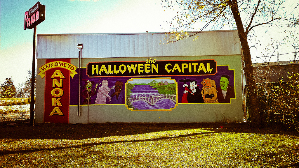 How Anoka, Minnesota Became The Halloween Capital of the World