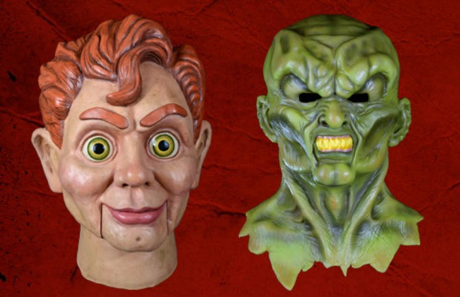 Official Goosebumps Masks Coming this Halloween – Now Available for Pre-Order