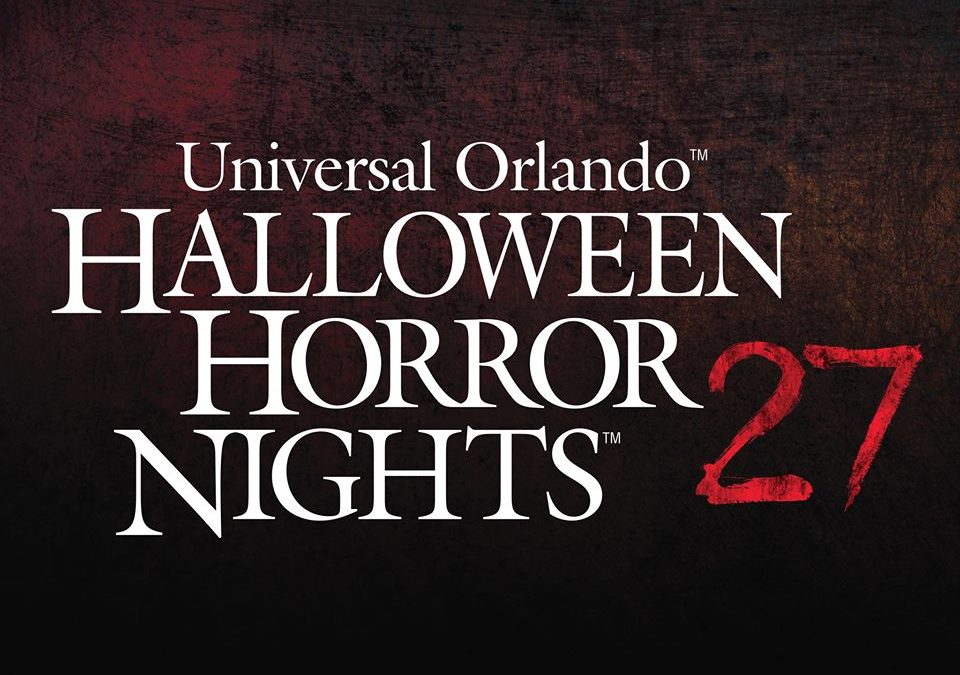 2017 Dates Announced for Halloween Horror Nights Orlando