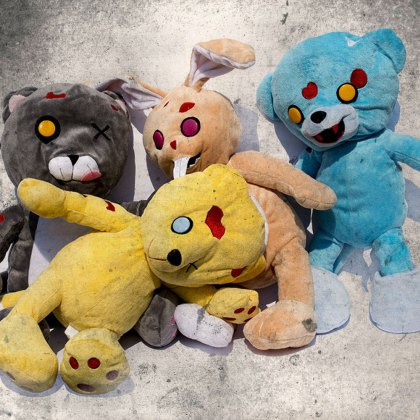 Fans of the Undead Can Order Their Own 'Stuff A Zombie Animals'