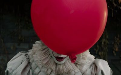 Official Trailer Released for Stephen King's 'It' Film!