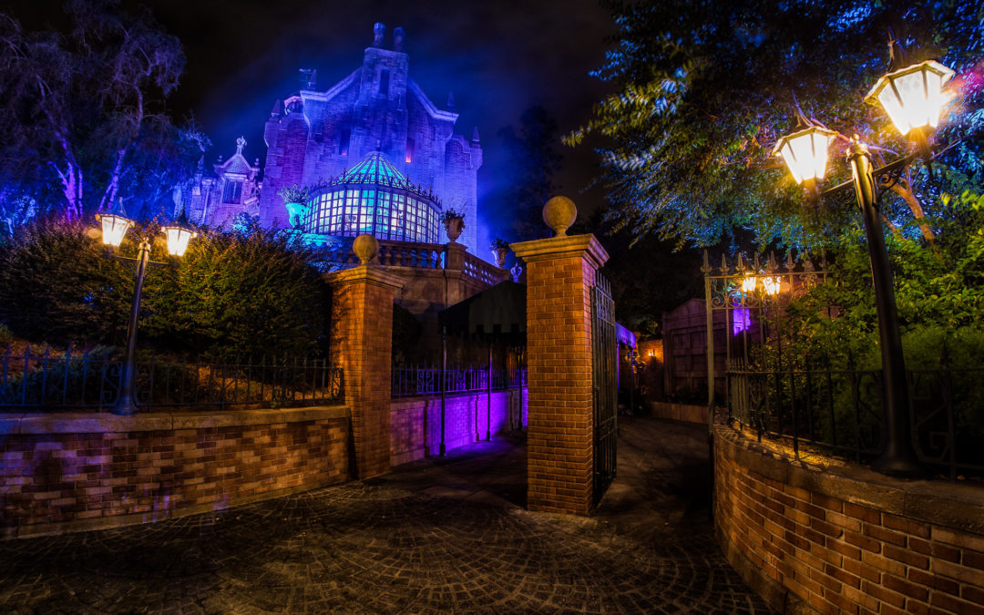 Haunted Mansion Themed Restaurant to Possibly Open in Disney World
