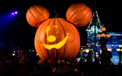 Disneyland Releases Dates for 2017 Mickey's Halloween Party