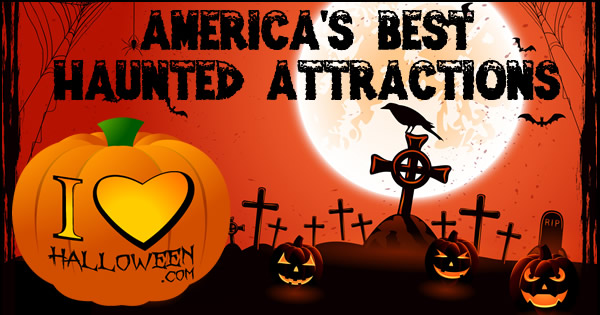 America's Best Haunted Attractions