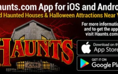 Find Local Haunted Attractions this Halloween Season with the Haunts.com App