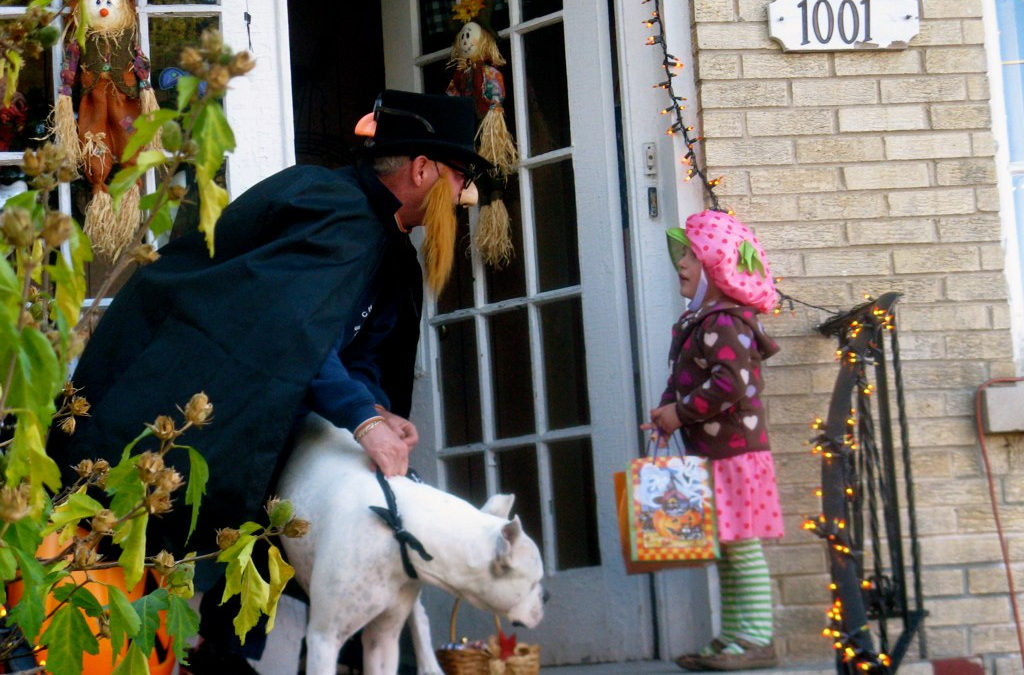 Canadian Town Bans Teens Over 16 From Trick-or-Treating