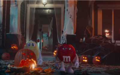 M&M'S® New Halloween Commercial a Special Treat for Fans
