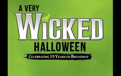 """A Very Wicked Halloween: Celebrating 15 Years on Broadway"" to Air on Oct. 29th"