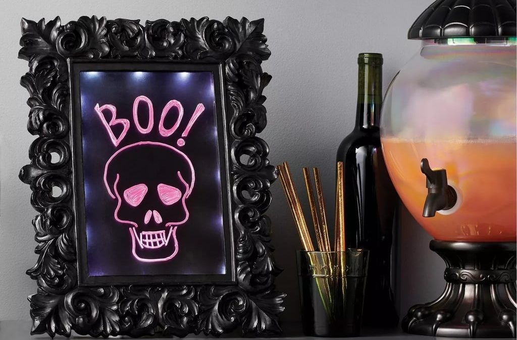 Target's 2020 Halloween Decorations are Here!